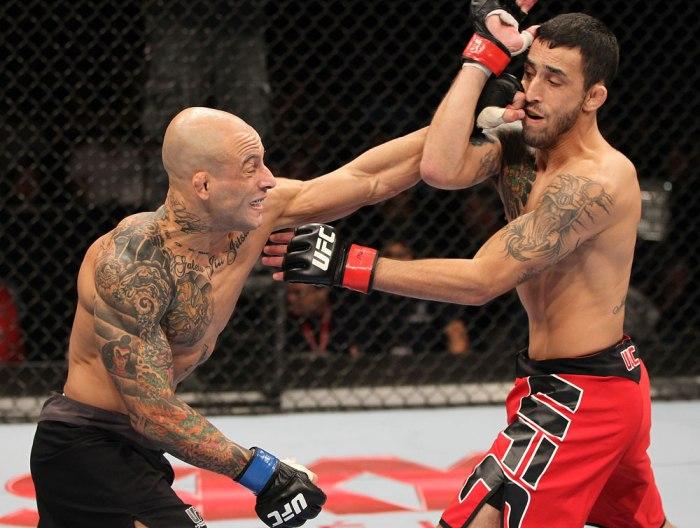 UFC 147: Silva v Franklin II