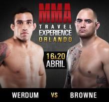 banner Werdum vs Browne