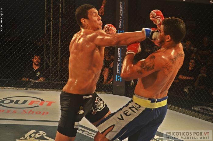 Luiz Henrique KLB  é um dos grandes nomes do MMA nacional.