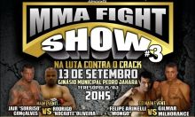 Cópia de Cartaz do MMA Fight Show 3