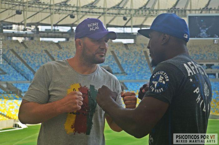 Jose aldo vs Chad Mendes Maracanã UFC Glover Teixeira vs Phill Davis