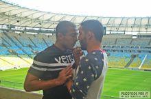 Jose aldo vs Chad Mendes Maracanã UFC