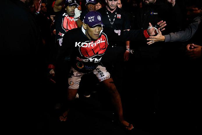 jacare UFC