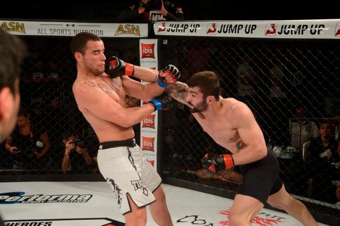 Murilo Trevizan vence Anderson e disputará cinturão ( Foto Lourival Izaque)
