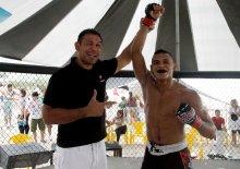 Minotauro e Herdeson Capoeira