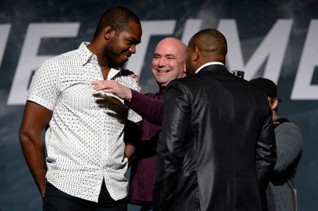 Jones vs cormier UFC: The Time Is Now