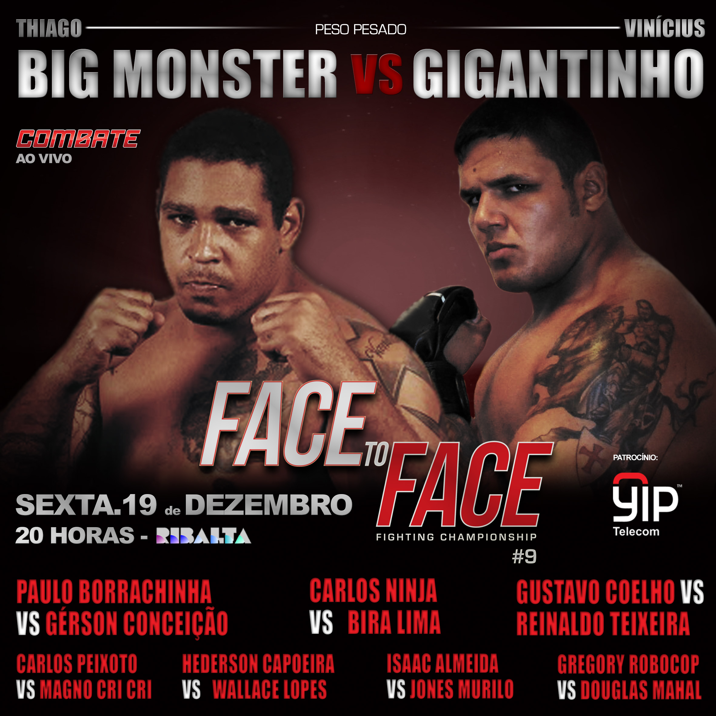 FACE TO FACE 9