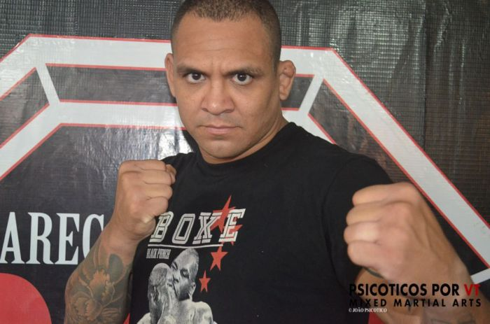 Luiz Besouro retorna aos cages do Brasil  após passagens pelo Rebel, TUF e UFC