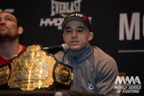Marlon Moraes defende seu cinturão mais uma vez