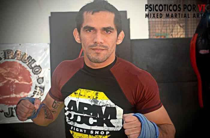 Denison Silva é um dos destaques da equipe BST