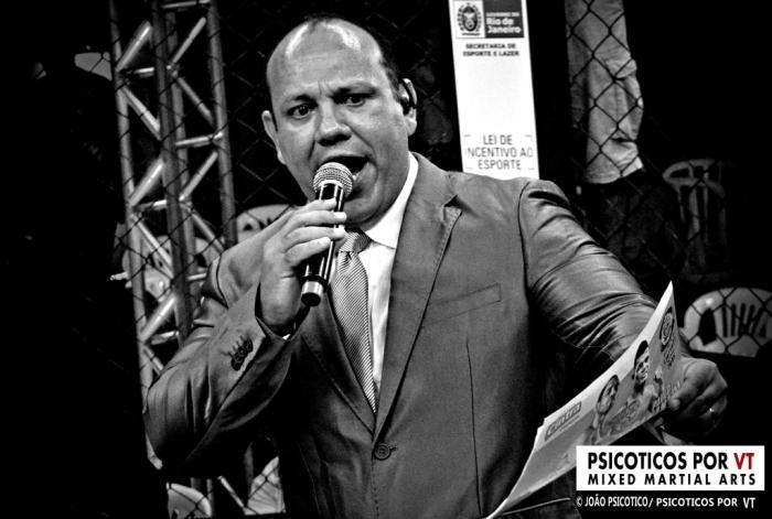 Olivar leite ja apresentou grades show marciais como O Bitteti Combat do Maracanãzinho e as edições do Brasil Fight