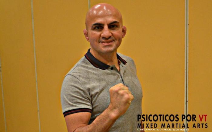 Wallid Ismail Presidente do Jungle Fight