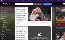 Yahoo Sports Matéria sobre Paulão Filho