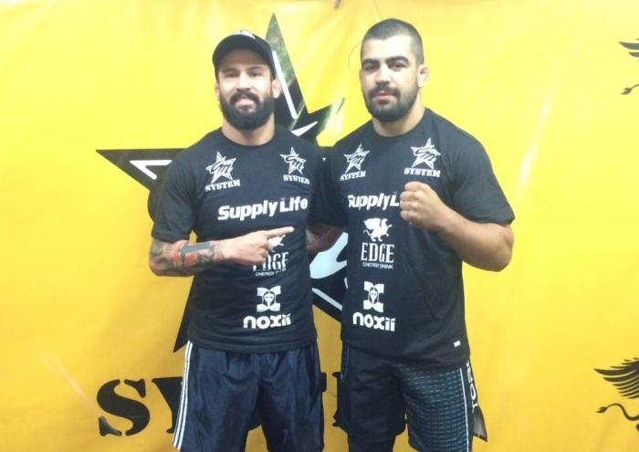 Treinador de Capoeira, Cristiano Marcello é o líder da academia CM System