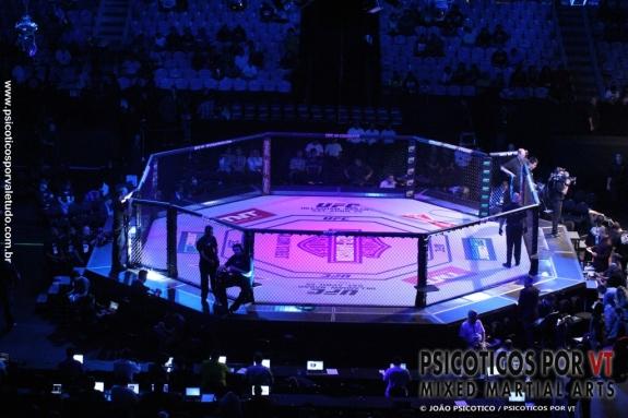UFC não e mais unanimidade entre os lutadores