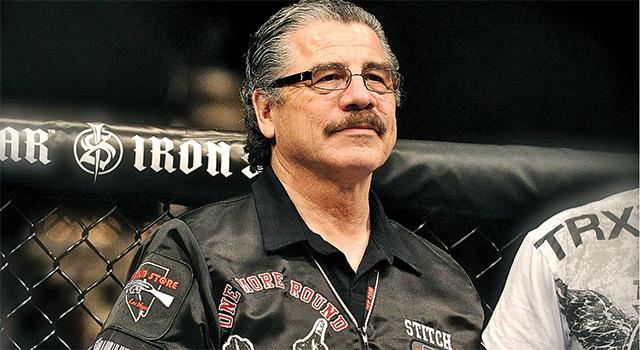 Jacob Duran e um dos cutmans mais respeitados no mundo do MMA