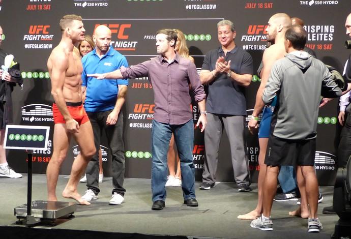 Fonte: UFC Divulgação