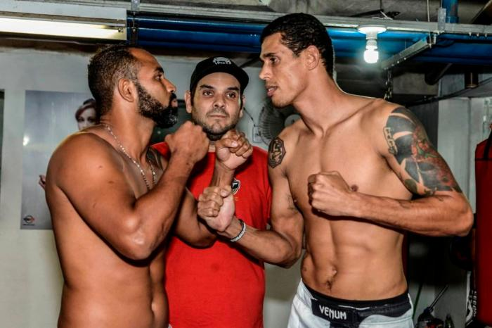 Eder Bambu (TFT/ATS) x Eduardo Guelinho (Rio Extreme Fight/Crazy Fight)
