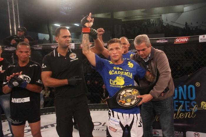Bruno campeão