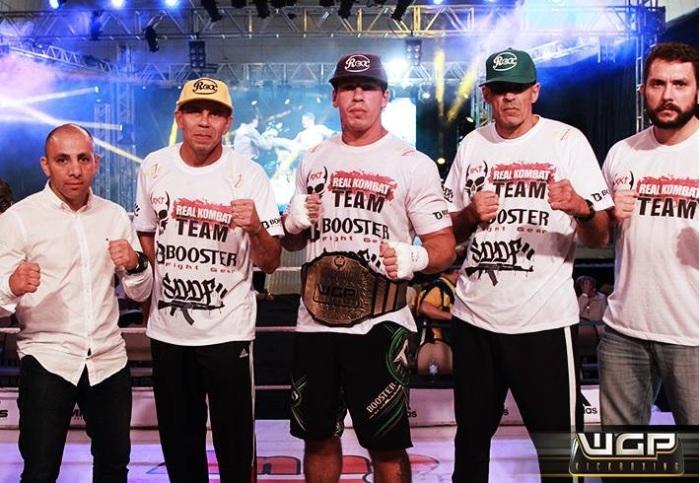 Guto Inocente é o campeão do WGP até 94,1kg/ Foto: João da Hora