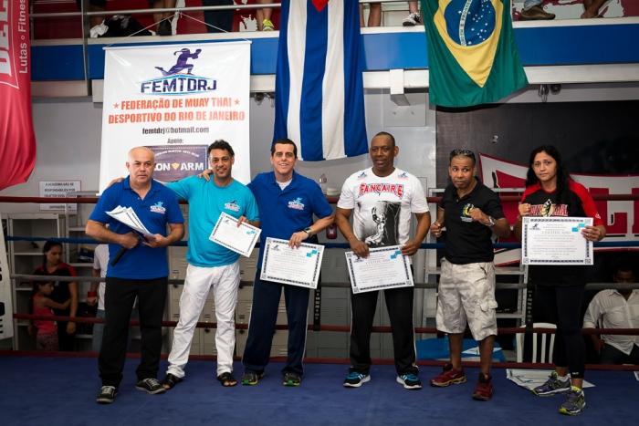 Copa FEMTDRJ / Foto: Divulgação