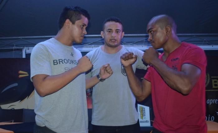 Amazon Talent 4 - Marcos Boynha vs Wanderson Kita - luta principal - by Emanuel Mendes Siqueira