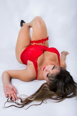 Amazon Talent 4 - Ring Girl Juju Godoi - foto 3 - Divulgação