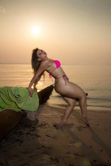 Amazon Talent 4 - Ring Girl Juju Godoi - foto 5 - Divulgação