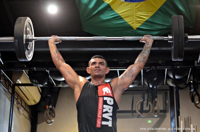 Sergio Kreator já venceu grandes nomes do MMA nacional