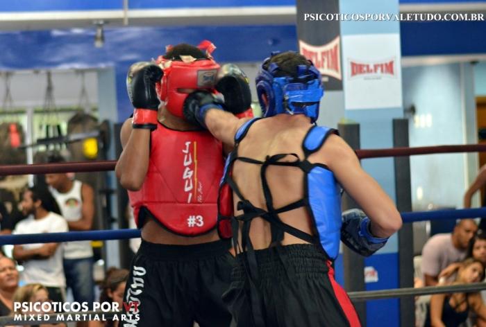 Campeonato da Federação de Muay Thai Desportivo do Rio de Janeiro