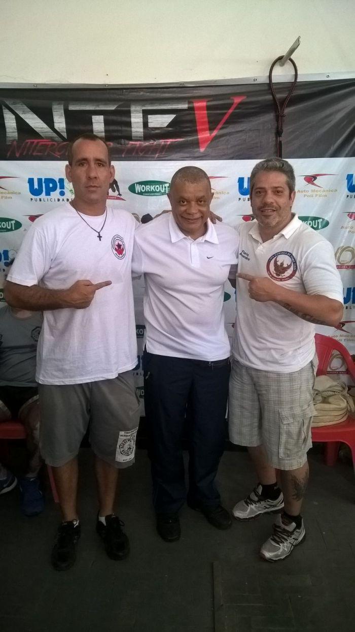 Claudio Coelho, Alessandro Leite  E Flavio Almendra Fotos: Divulgação