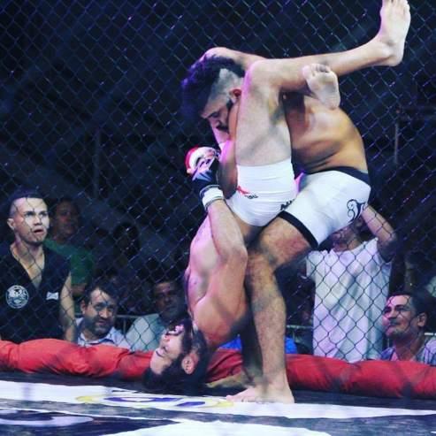 Alexandre Sangue venceu com triângulo voador ./ Foto Divulgação
