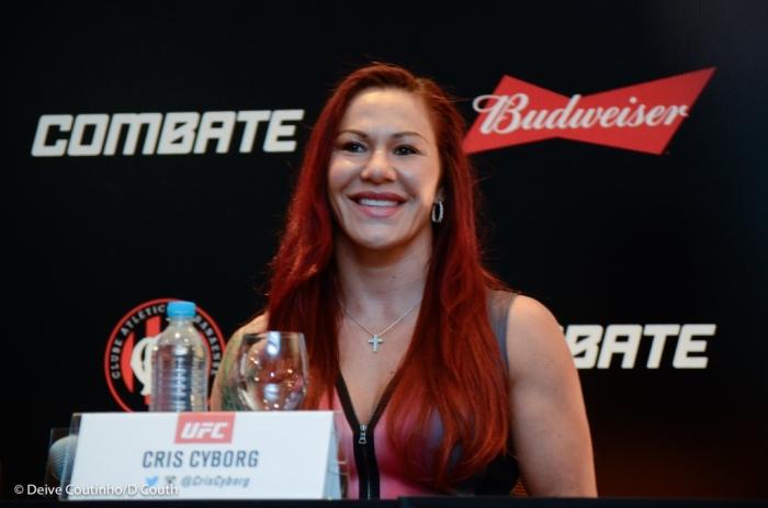 Cris Cyborg - Foto: Deive Coutinho
