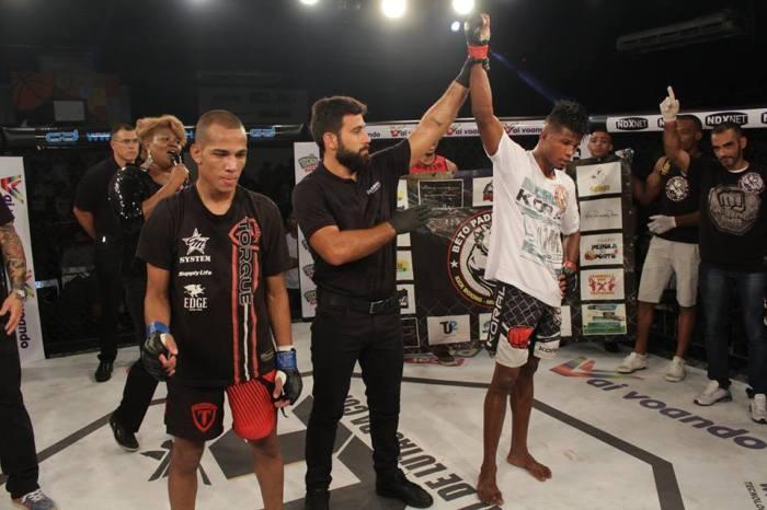 luan danger venceu o favorito Neymar Dinis - Foto: Divulgação/Cufa