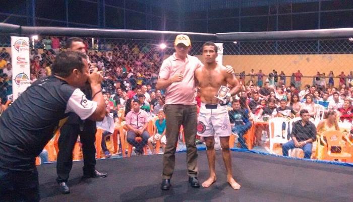 Rei dos Rios Combat 2 - Coari - Amazonas -  Divulgação 2