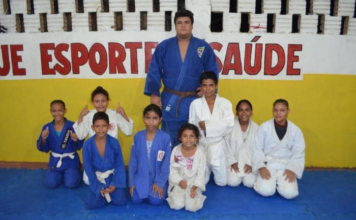 treino na Acopajam - atletas treinados por Francisco Perceu -  foto 1 - by Emanuel Mendes Siqueira