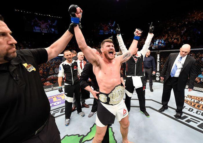 Foto : UFC Divulgação