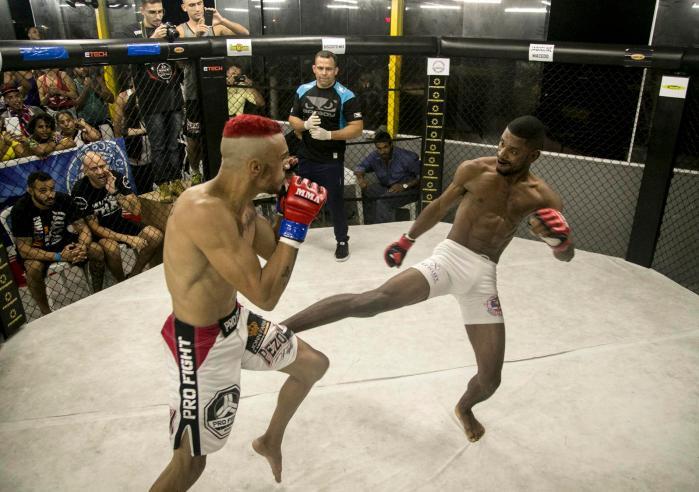 Fotos: Renato Nogueira/MMA4Ever