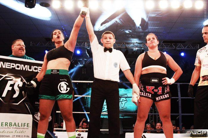 Barbara encara Aylin Sobrino pelo cinturão peso-super-médio da organização