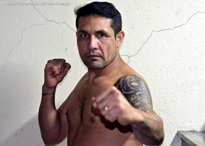 Benito disputa o cinturão inaugural 70kilos do Fatality Arena