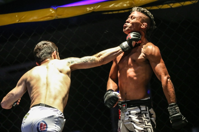 Marcelo Loro vence Herbert Boyca - foto 2 - by Michael Dantas