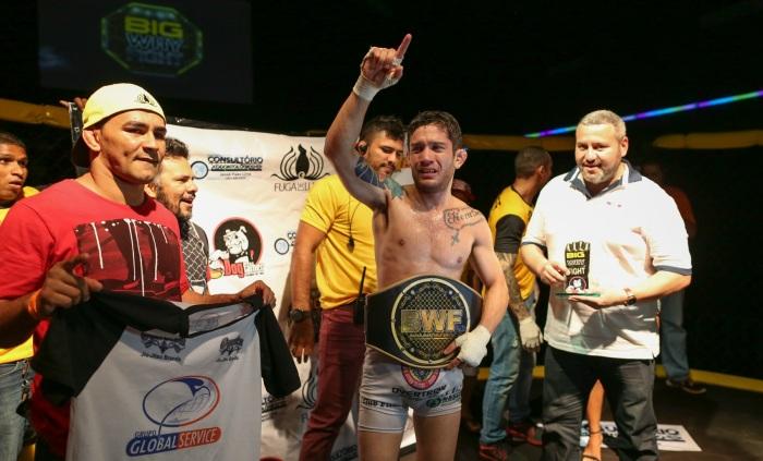 Marcelo Loro vence Herbert Boyca - foto 3 - by Michael Dantas