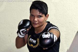 Juliete PitBull faz sua primeira luta no Rio de Janeiro no FA 9.