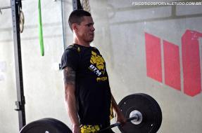 Rodrigo Elemet lutador de MMA categoria 77 kg