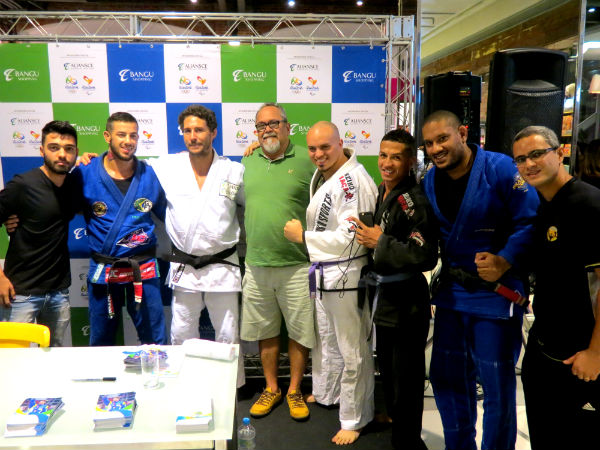 Foto: Thiago Duval/Lutas Esporte Clube
