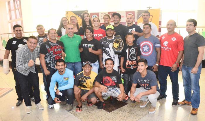 Gladiator Fight 3 - assinatura dos contratos -  by Emanuel Mendes Siqueira