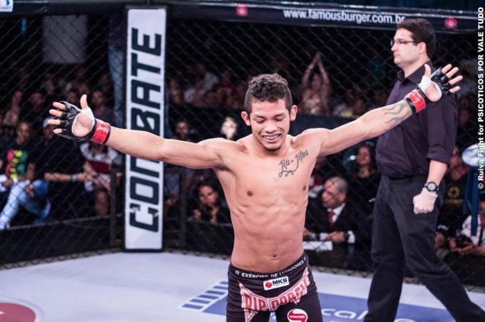 Rafael Macapá é um dos destaques do evento . Foto: Ruiva Fight
