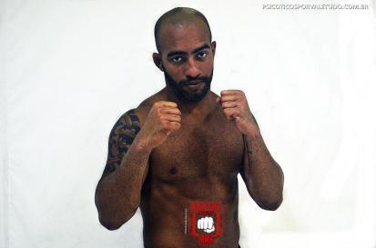 Amilcar Alves tem passagem pelo UFC e coleciona vários títulos de grandes eventos do Brasil.