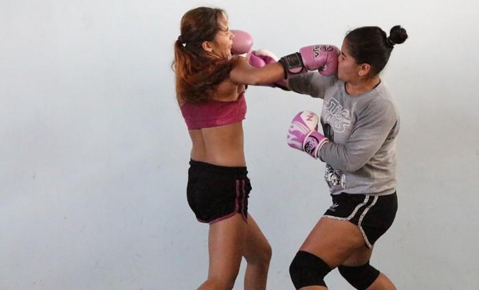 treino entre lais rodrigues e caro strike foto by emanuel mendes siqueira