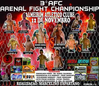ARENAL FIGHT CHAMPIONSHIP 3